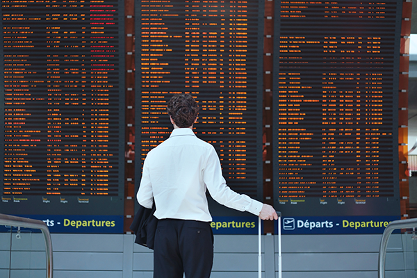 What is Delayed Flight Compensation?