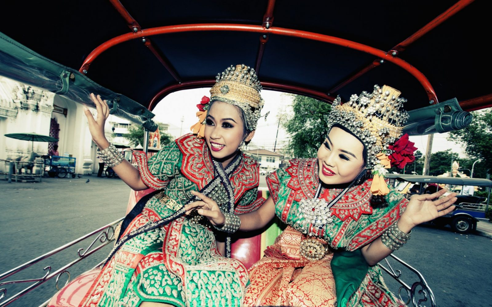 Visit Southeast Asia to have a blast