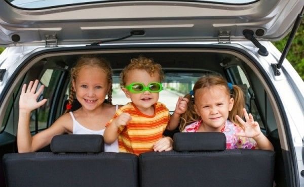 Surviving Long Drives with Kids