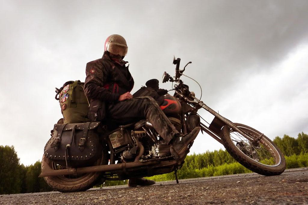 Travel the World on a Bike