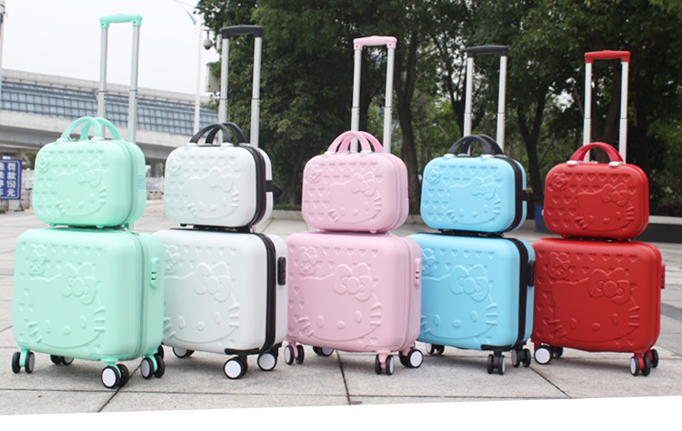 Lucas luggages, perfect for a hassle-free traveling experience