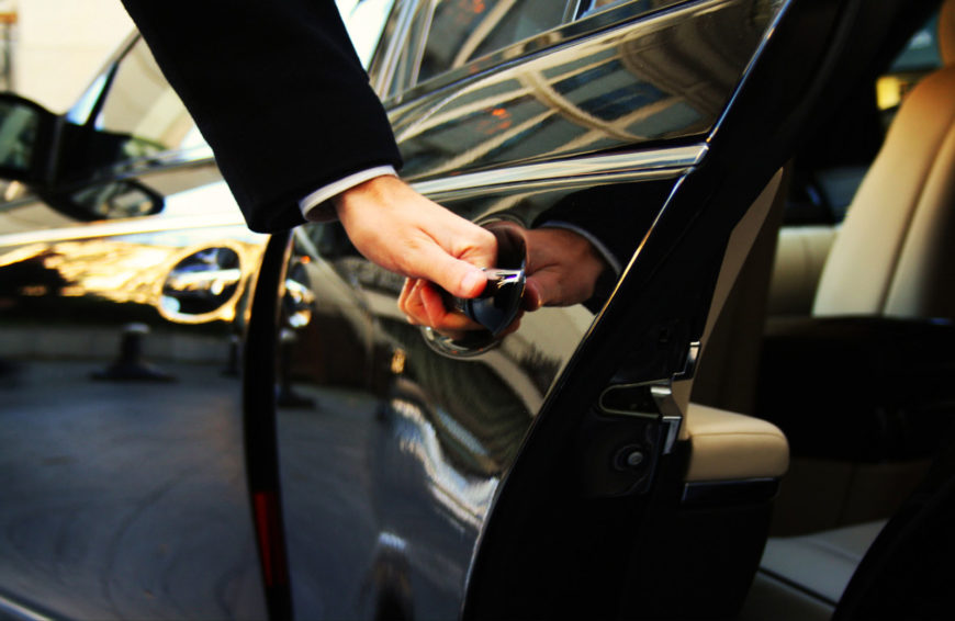 New York airport transfer service